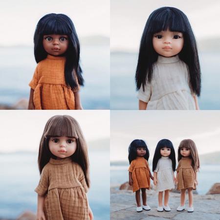Minikane® Punčka Carol 32cm