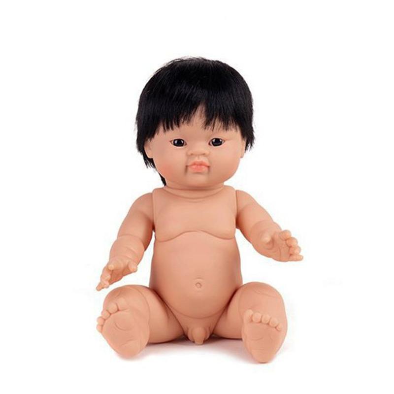 Minikane® Dojenček Jude 34cm