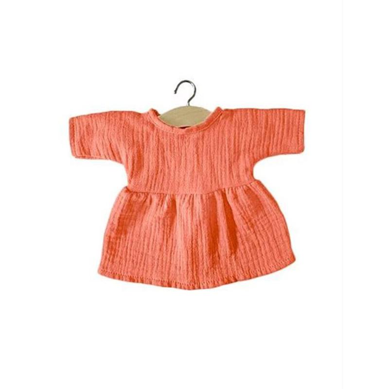 Minikane® Obleka za punčke Faustine Papaye 34cm