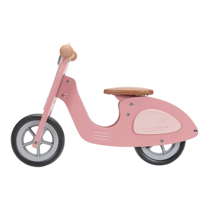 Little Dutch® Otroški poganjalec Scooter Pink
