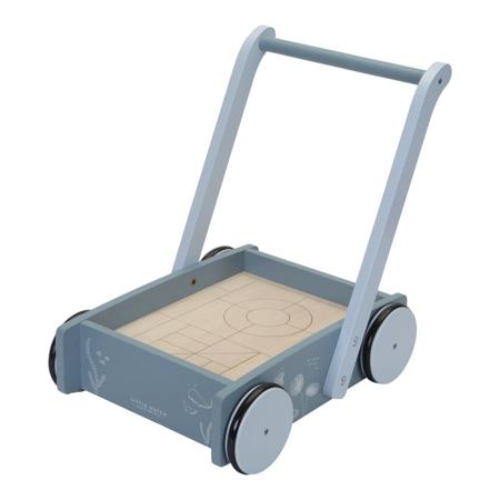 Little Dutch® Lesen voziček s kockami Ocean