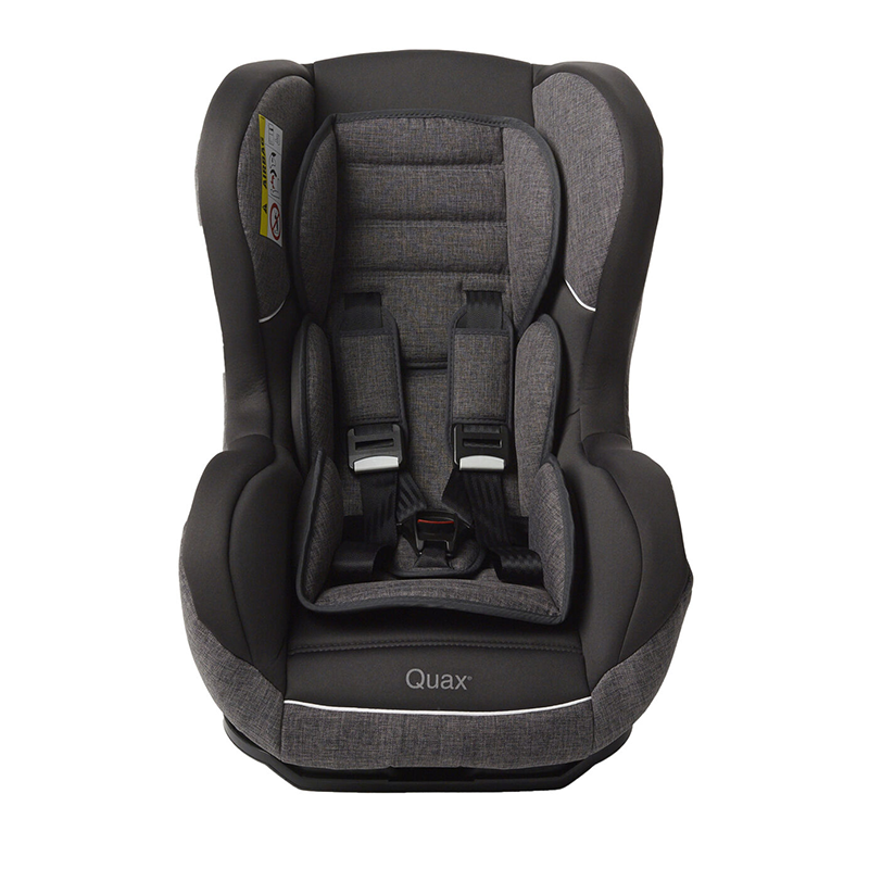 Quax® Otroški Avtosedež Cosmo  0+/1 (0-18 kg) Linen Grey