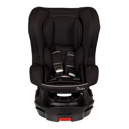 Slika Quax® Avtosedež Easy Rider 360° Isofix  0+/1 (0-18 kg) Black