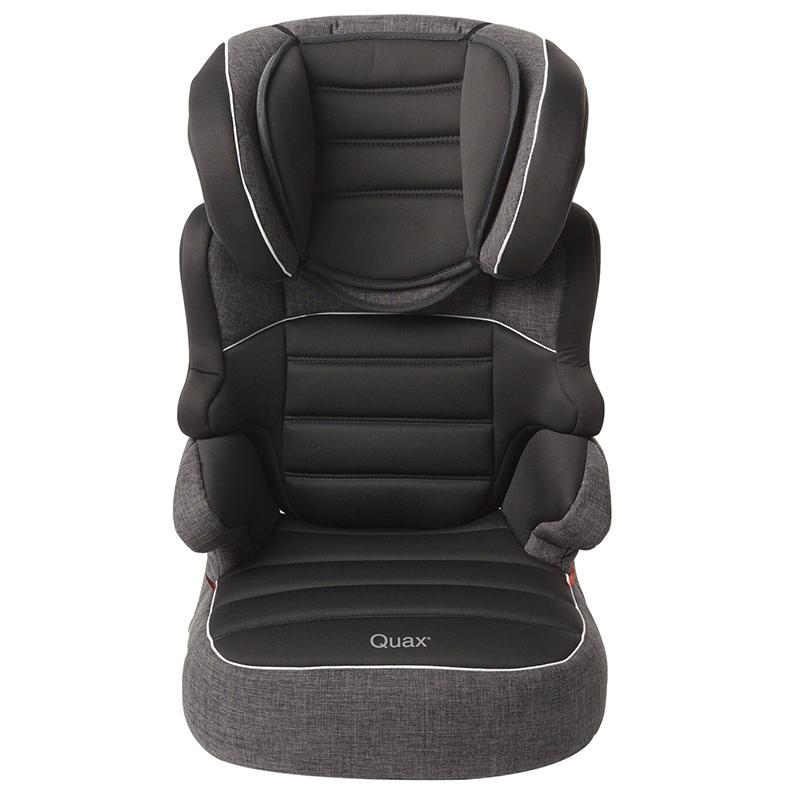 Quax® Avtosedež Befix 2/3 (15-36 kg)  Linen Grey