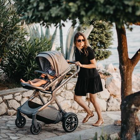 Nuna® Otroški voziček Demi™ Grow Timber