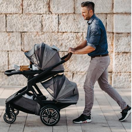 Nuna® Otroški voziček Demi™ Grow Caviar
