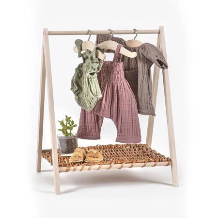 Minikane® Stojalo za oblačila za punčke Wendy