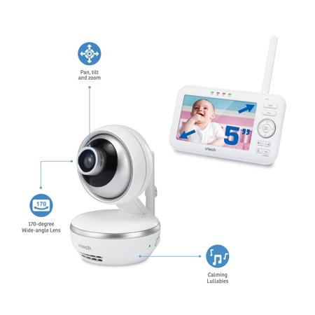 Vtech® Video elektronska varuška VM5261