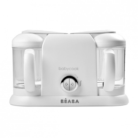 Slika Beaba® Babycook Kuhalnik Plus White/Silver