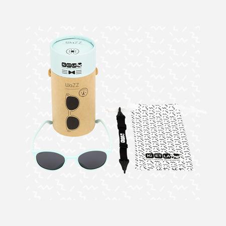 KiETLA® Otroška sončna očala Sky Blue 2-4L