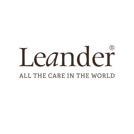 Leander® Previjalna podloga Matty Cappuccino