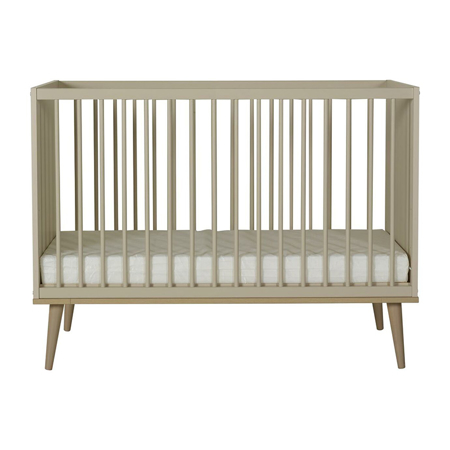 Quax® Otroška posteljica Flow 120x60 Clay & Oak
