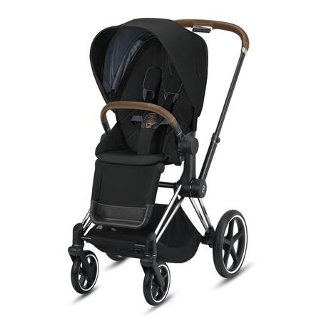 Slika Cybex® Otroški voziček Priam Chrome Brown (9-22 kg)