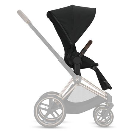 Cybex® Otroški voziček Priam Chrome Black (9-22 kg)