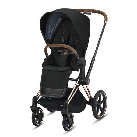 Slika Cybex® Otroški voziček Priam Rose Gold (9-22 kg)