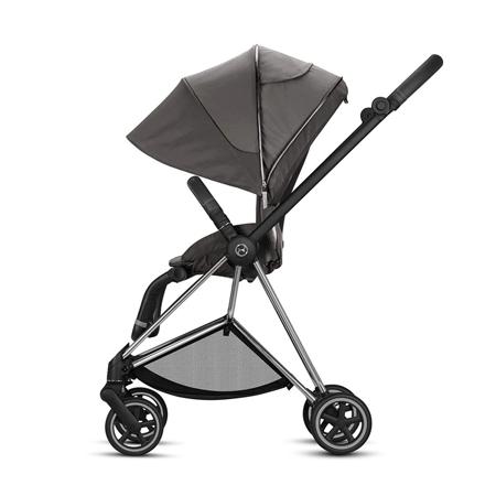 Cybex® Otroški voziček Mios Chrome Black (0-22 kg)