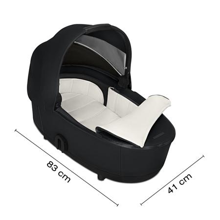 Cybex® Košara za voziček Mios Lux Premium Black