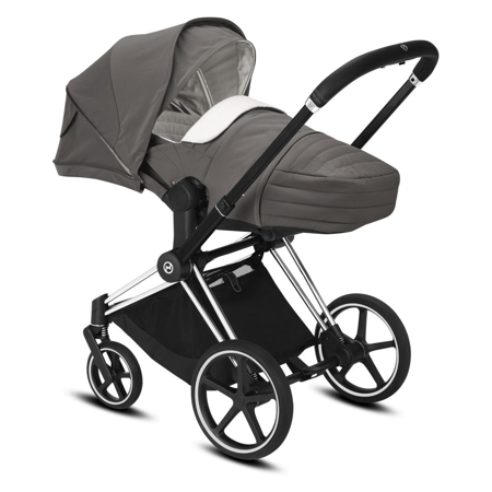 Cybex® Lahka košara za voziček Priam/Mios Lite Soho Grey