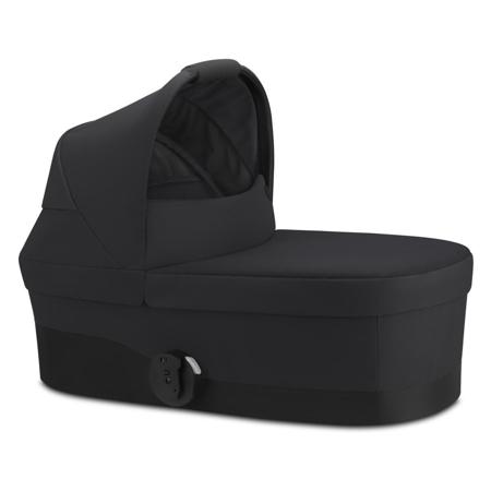Slika Cybex® Košara za voziček Balios Cot S Deep Black (0-22 kg)