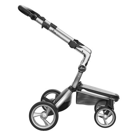 Slika Mima® Xari™ Ogrodje za voziček Silver