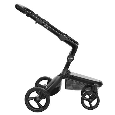 Slika Mima® Xari™ Ogrodje za voziček Black