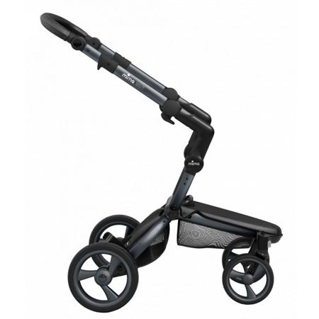 Slika Mima® Xari™ Ogrodje za voziček Graphite Grey