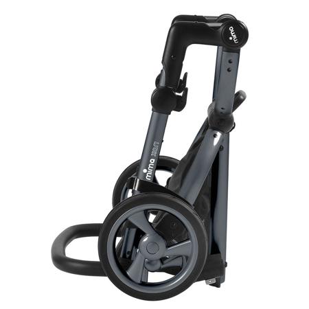 Mima® Xari™ Ogrodje za voziček Graphite Grey
