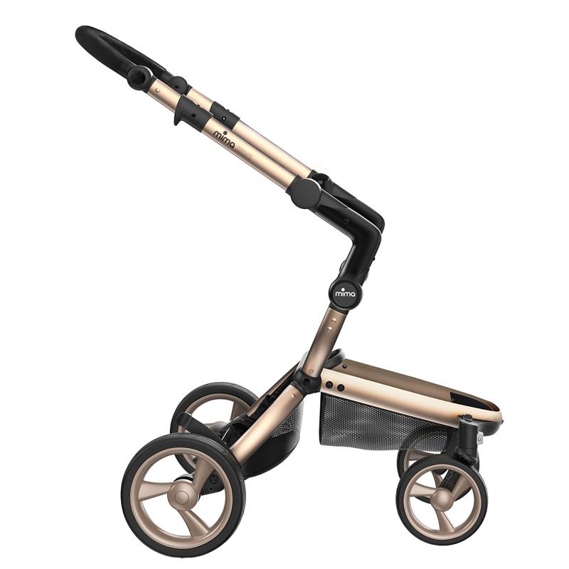 Mima® Xari™ Ogrodje za voziček Champagne
