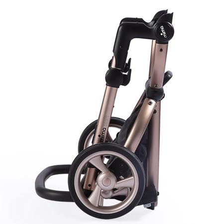 Mima® Xari™ Ogrodje za voziček Rose Gold