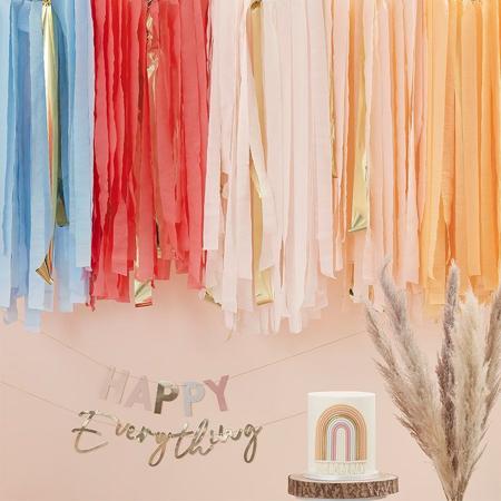 Slika Ginger Ray® Pom Pom Gerlanda Muted Pastel