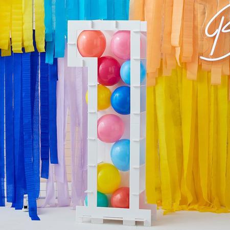 Ginger Ray® Stojalo za balone Mix It Up Številka 1