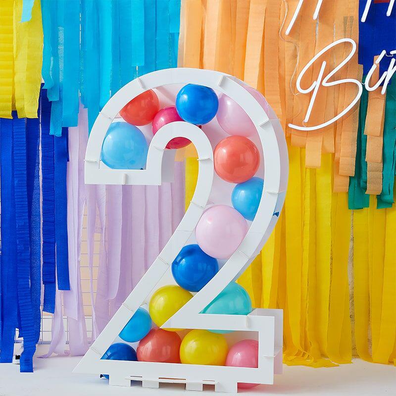Ginger Ray® Stojalo za balone Mix It Up Številka 2