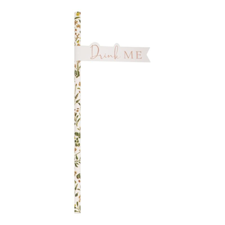 Ginger Ray® Papirnate slamice Lets Partea 20 kosov