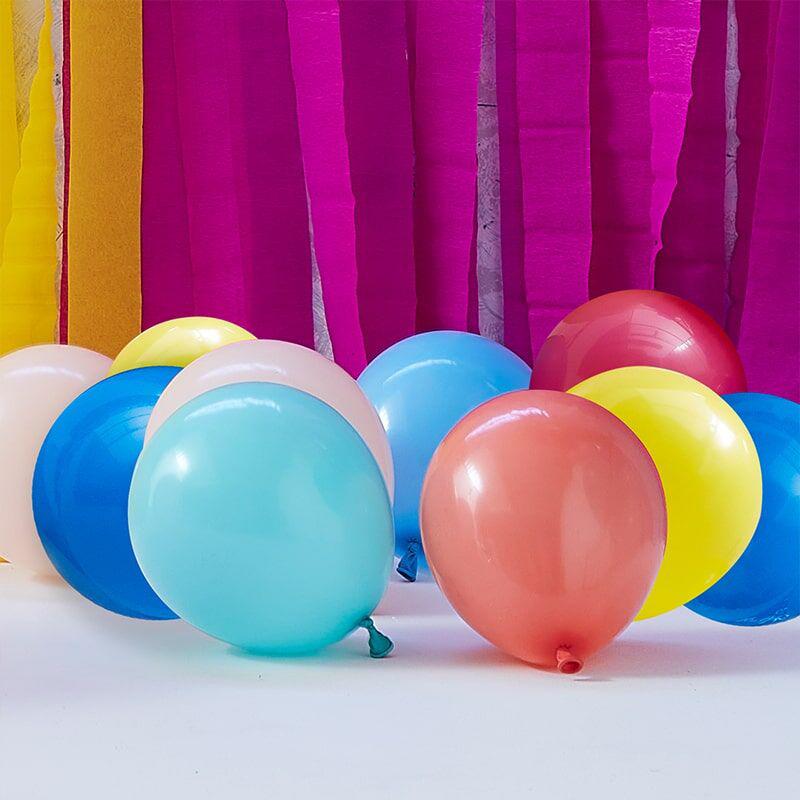 Ginger Ray® Baloni Mix It Up Multi Colour