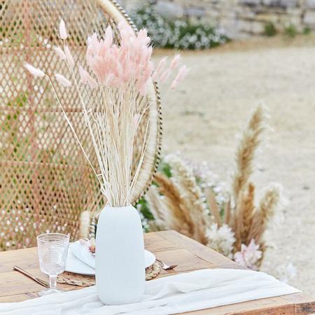 Slika Ginger Ray® Namizna Dekoracija  Bunny Tails Soft Pink