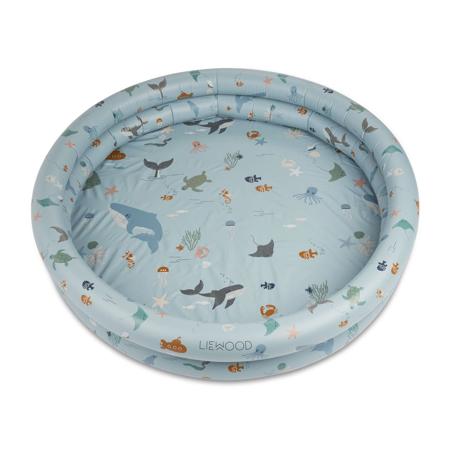 Slika Liewood® Otroški bazen Savannah Sea creature mix