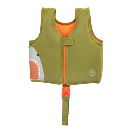 Slika SunnyLife® Jopič za učenje plavanja Shark 1-2L