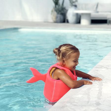 SunnyLife® Jopič za učenje plavanja Mermaid 1-2L
