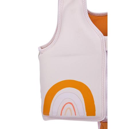 SunnyLife® Jopič za učenje plavanja Powder Pink 1-2L