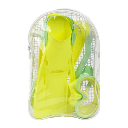 SunnyLife® Set za potapljanje Neon Lime (35-38)