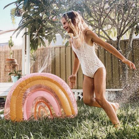 SunnyLife® Napihljiv pršilec vode Rainbow