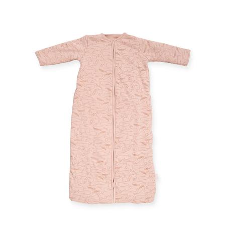 Jollein® Otroška spalna vreča za vse letne čase 90cm Whales Pale Pink