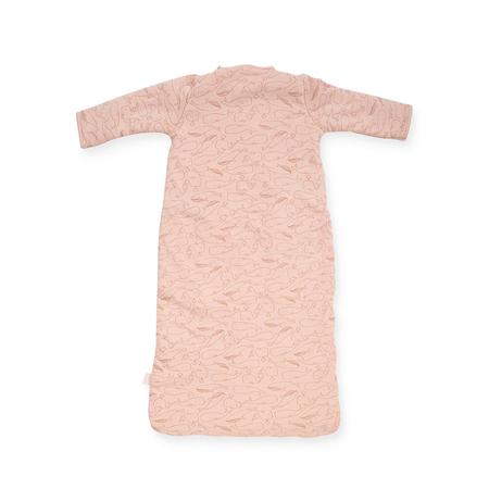 Jollein® Otroška spalna vreča za vse letne čase 110cm Whales Pale Pink