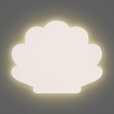 Jollein® Stenska lučka Školjka Nougat