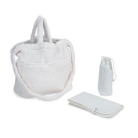Slika Jollein® Previjalna torba Teddy White