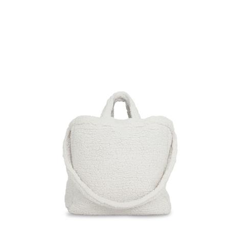 Jollein® Previjalna torba Teddy White