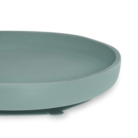 Jollein® Silikonski set za hranjenje Ash Green