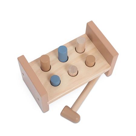 Jollein® Lesena igračka Kladivo Blue