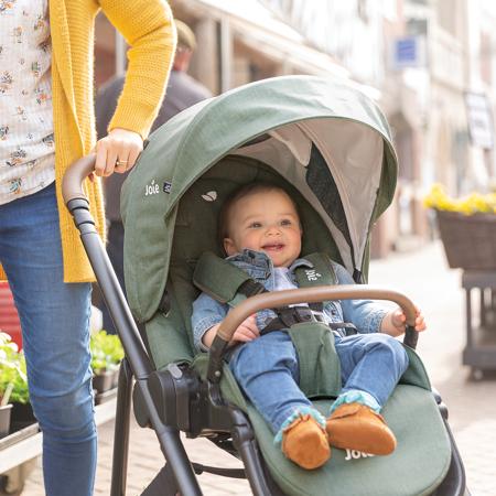 Joie® Otroški voziček Versatrax™ V2 Grey Flannel