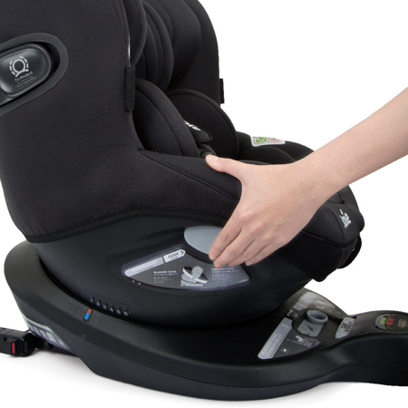 Joie® Otroški avtosedež i-Spin 360™ i-Size 0+/1 (0-18 kg) Coal